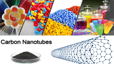 Carbon Nanotubes use in plastic industries..