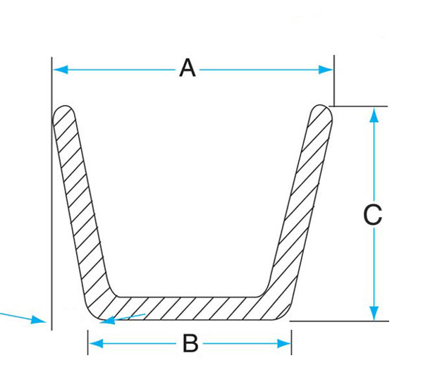 Metal Crucible Line Diagram