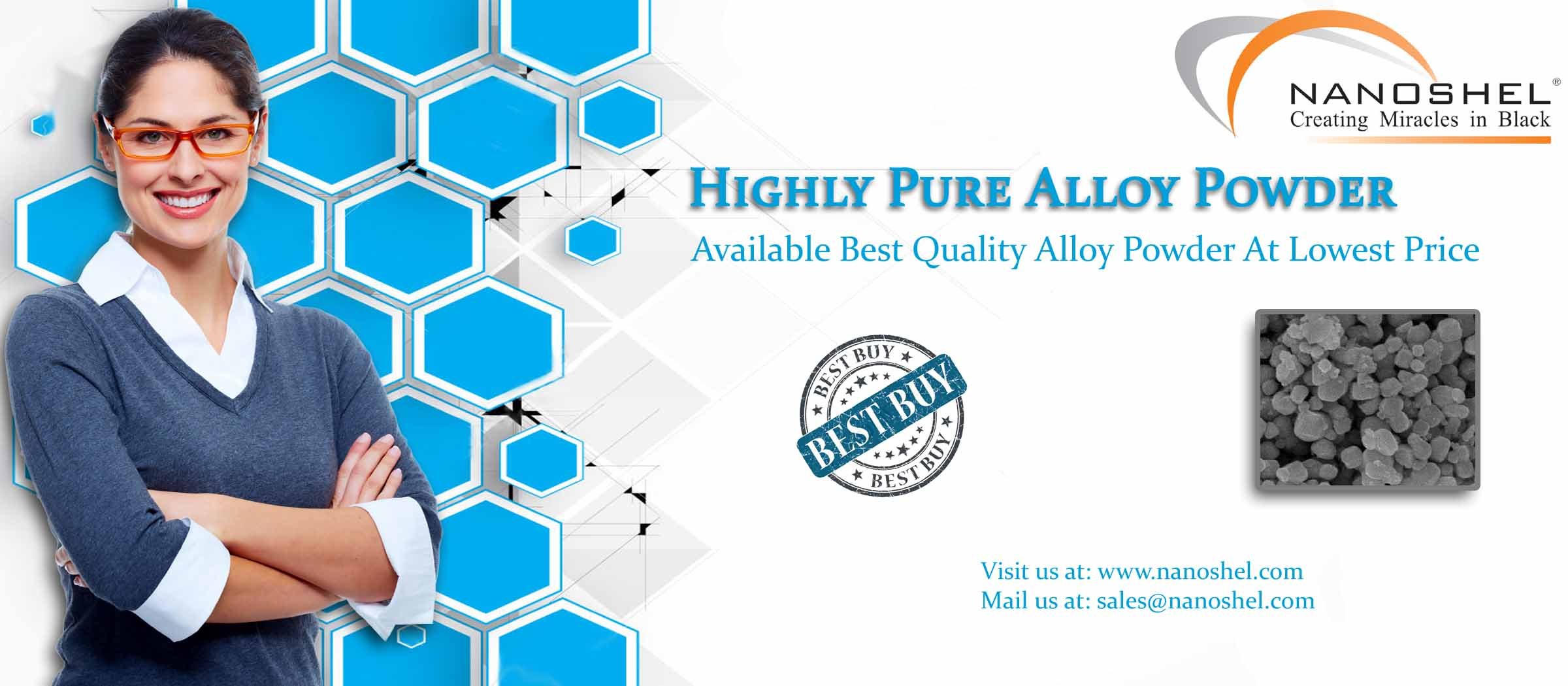 Zirconia Toughened Alumina Alloy Powder