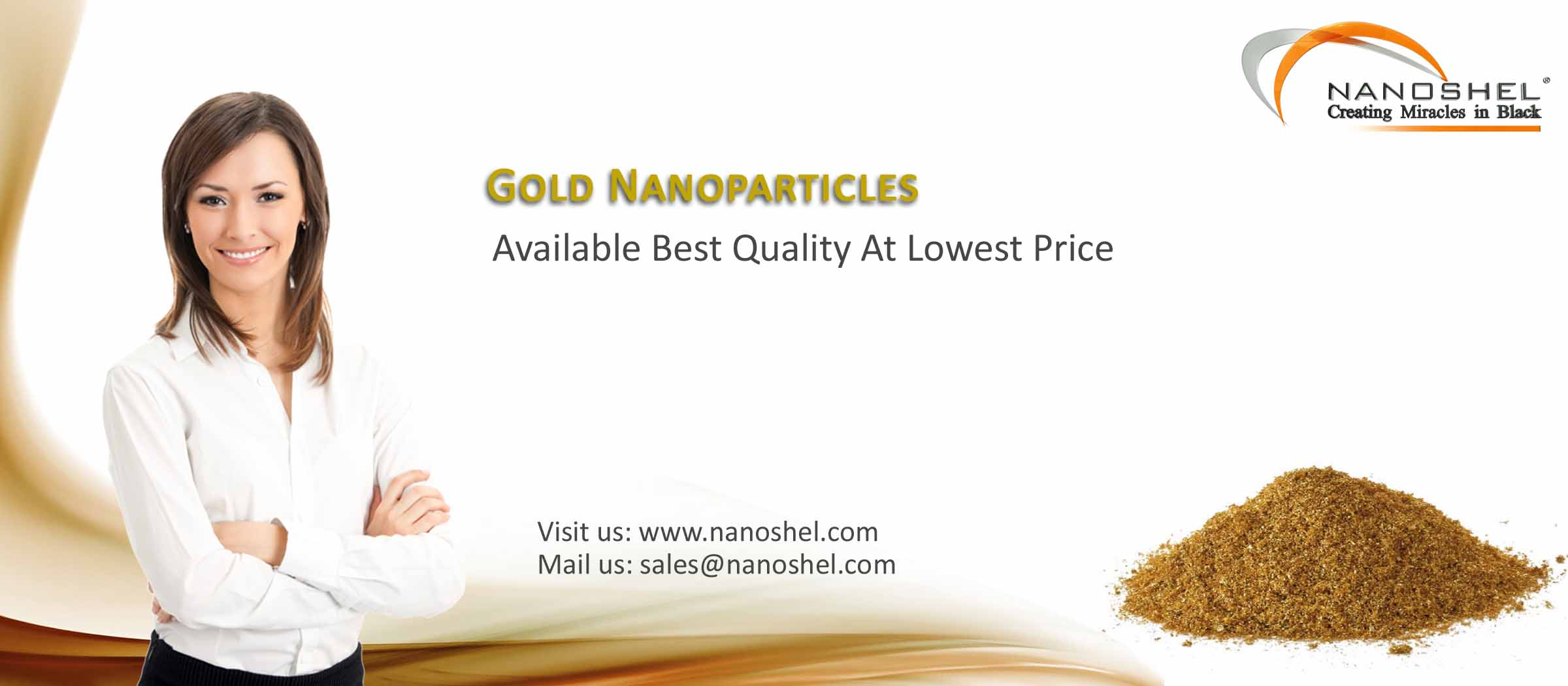 Gold Metal Nanoparticles