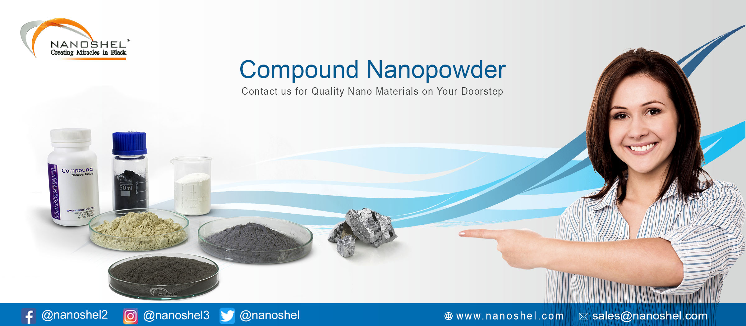 Nano Silicon Carbide Powder