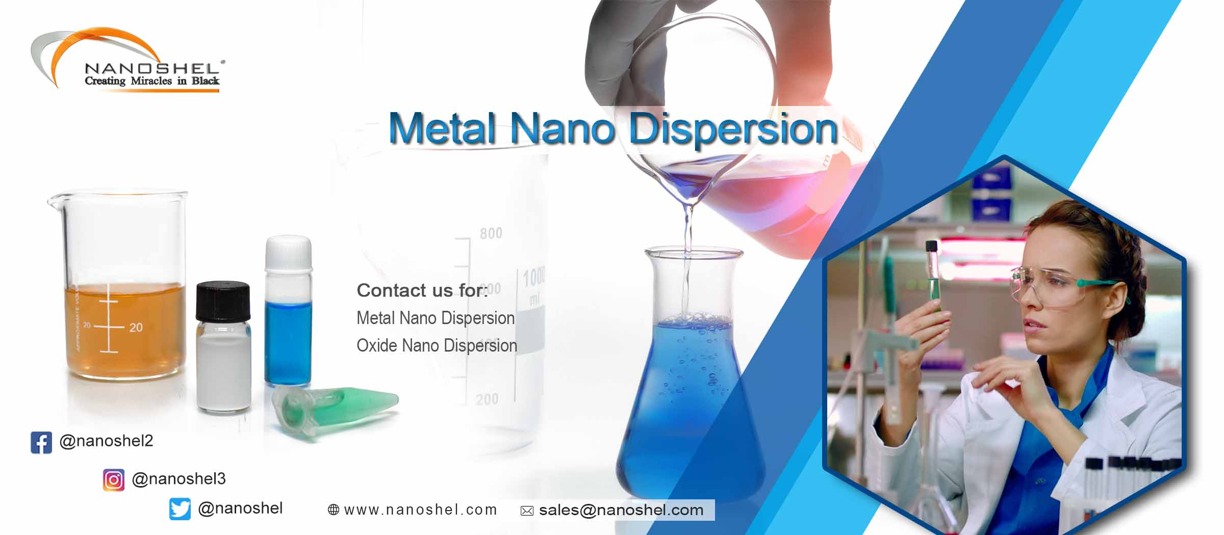 Copper Chromium Oxide Dispersion