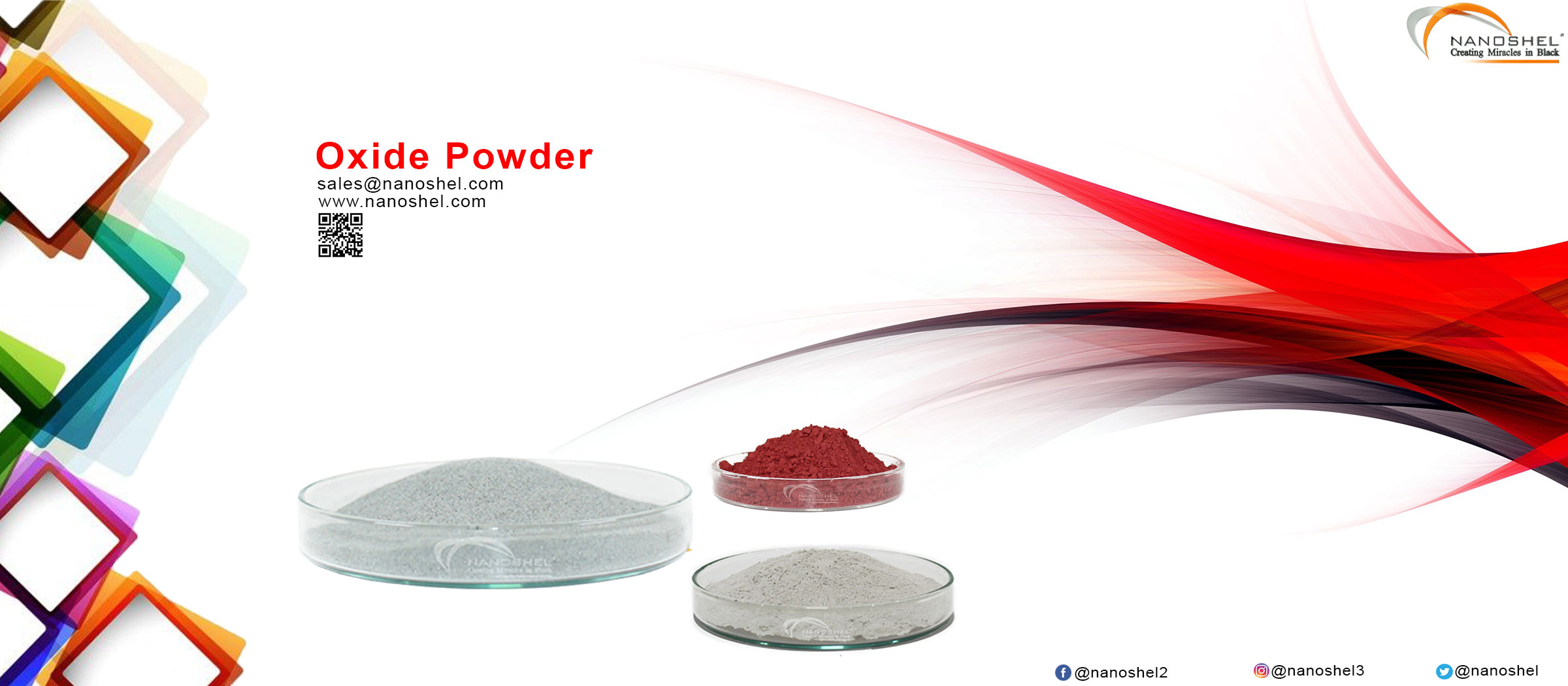 Ruthenium IV Oxide Powder