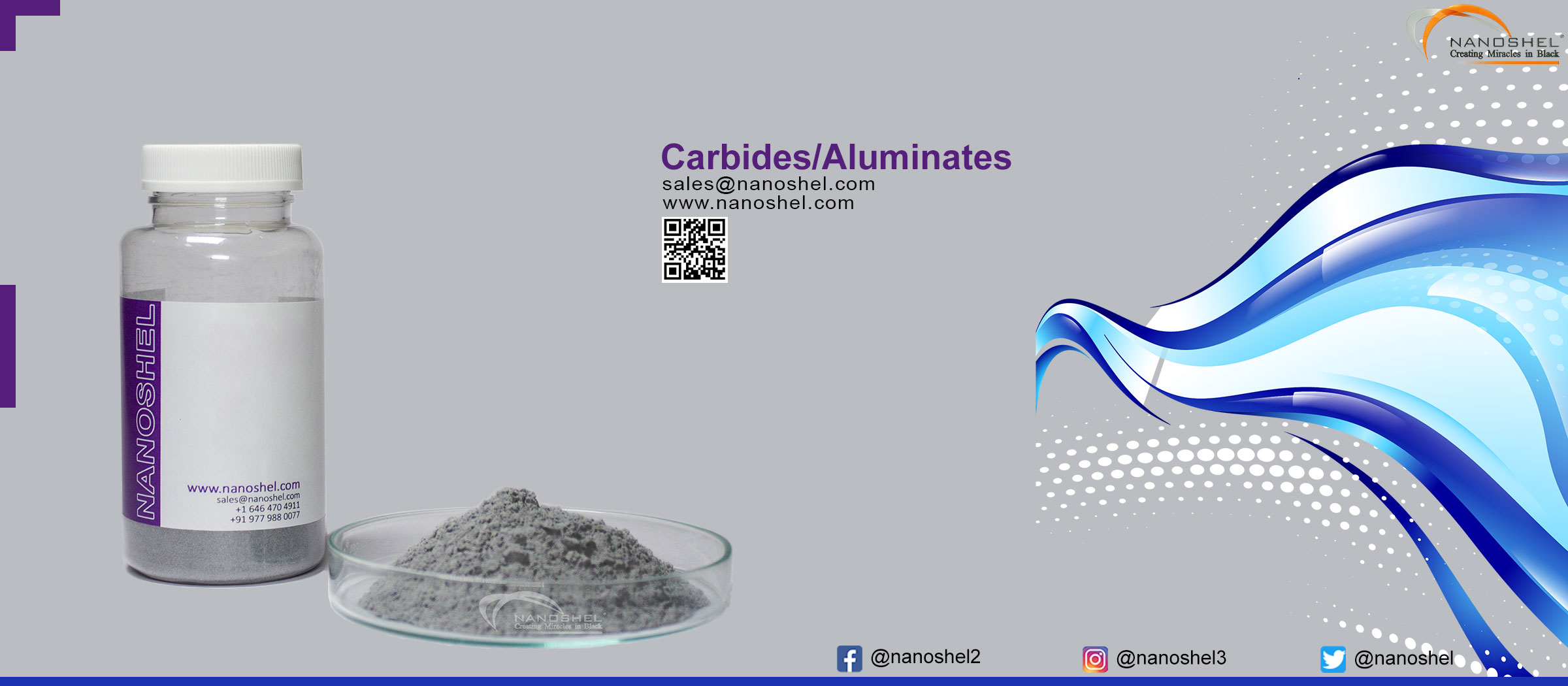 Niobium Carbide Nanopowder