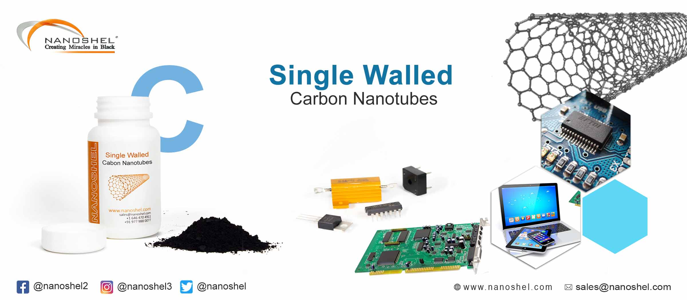 Electrical Conductivity Carbon Nanotubes