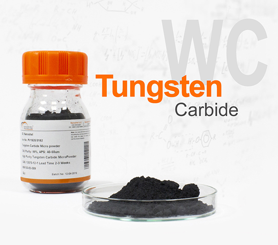 Tungsten Carbide Nanoparticles