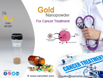 Gold Nanoparticles for Cancer Treatment