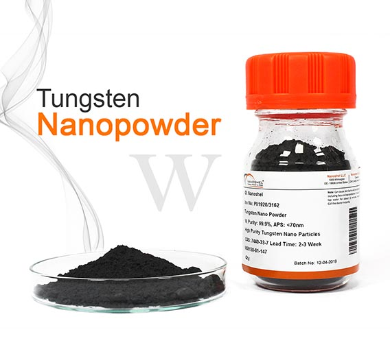 Tungsten Nanopowder