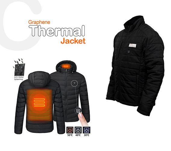 Graphene Thermal Jacket