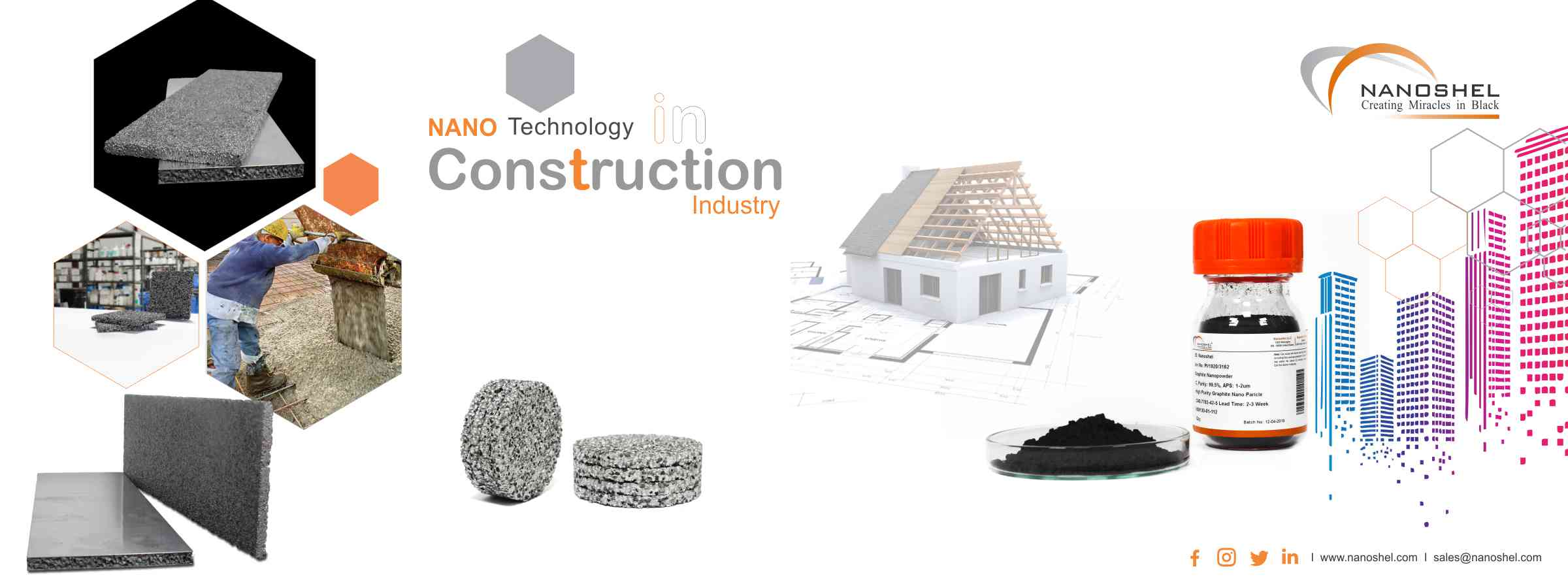 Nanotechnology in Construction Industry