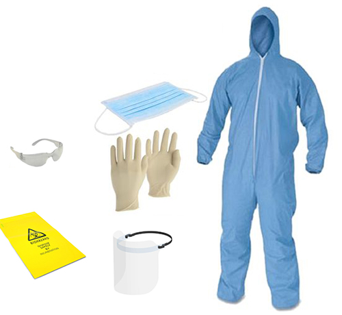 Personal Protective Equipment COVID19 Testing