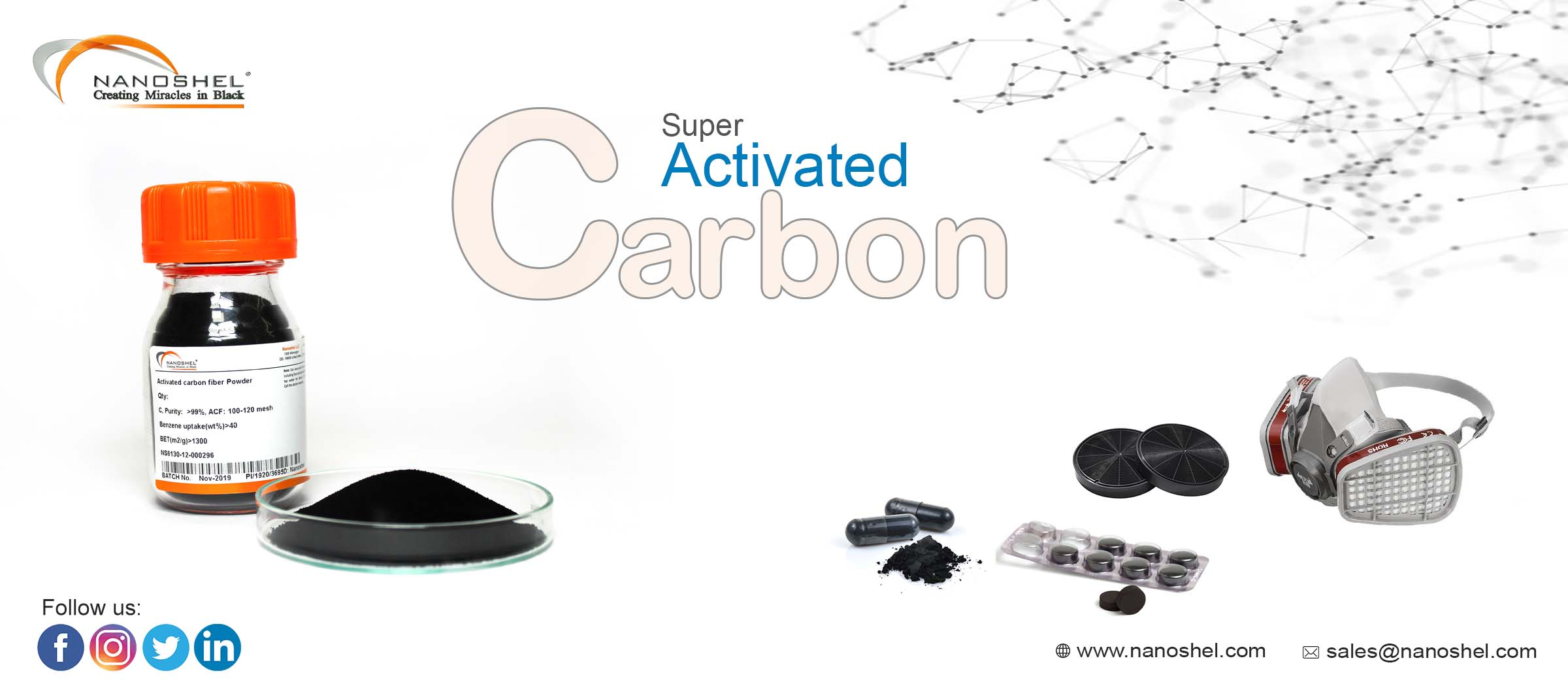 Activated Carbon Materials