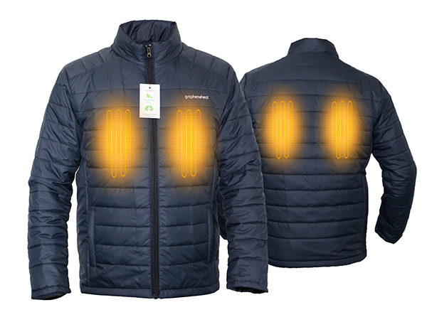 Grapheneheat Heated Jacket
