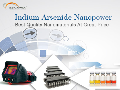 Indium Arsenide Nanoparticles
