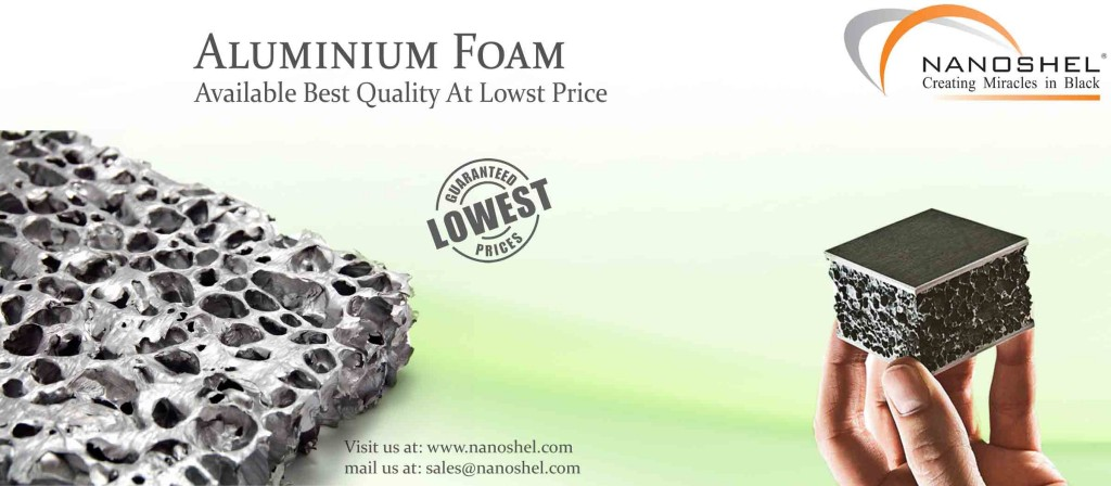 Aluminium Metal Foams