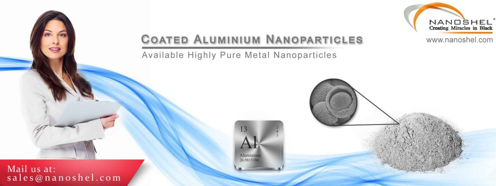 Aluminium Nanoparticle Silica Coating