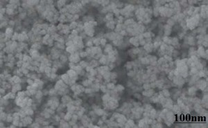 SEM - Copper Nanopowder