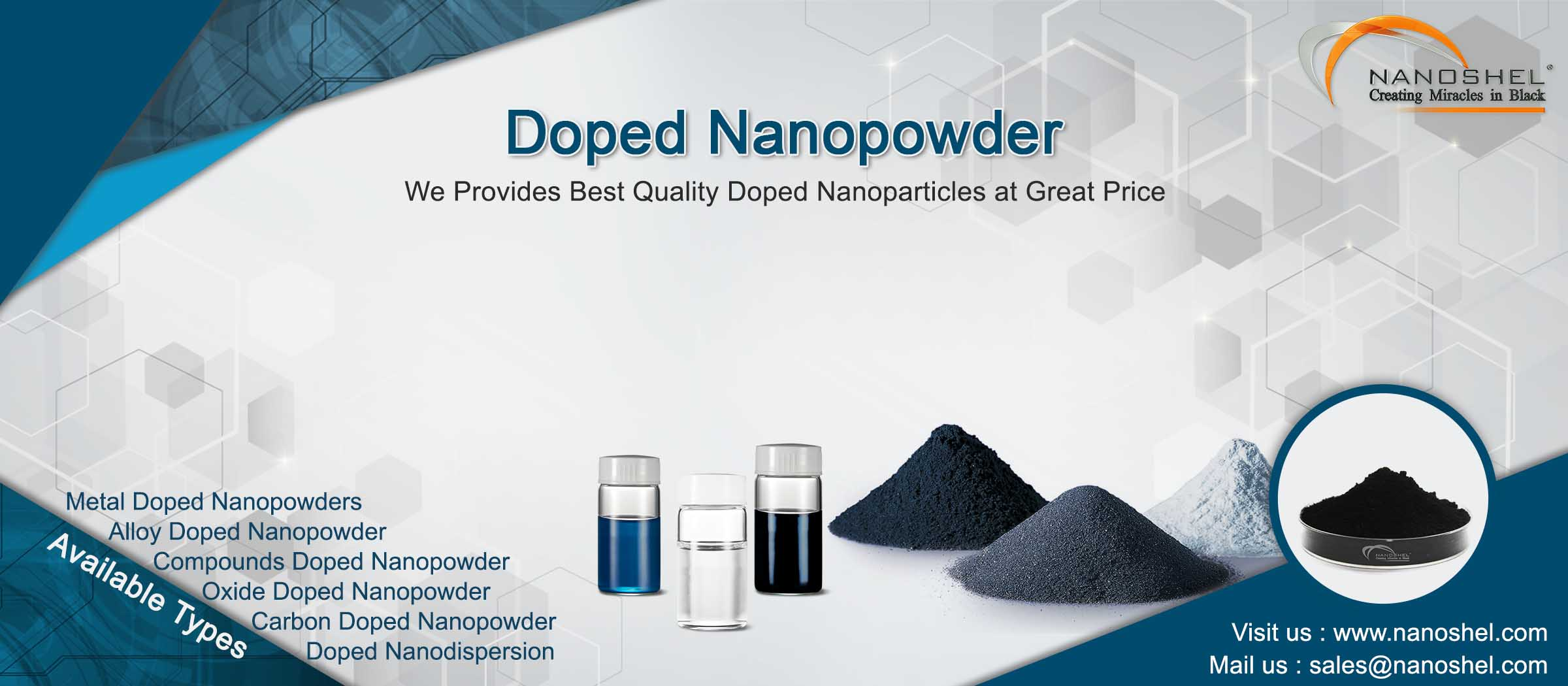 Nitrogen-Doped Graphene Powder