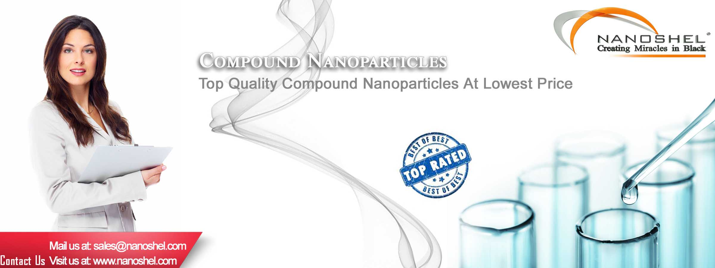 Silver Citrate Nanoparticles