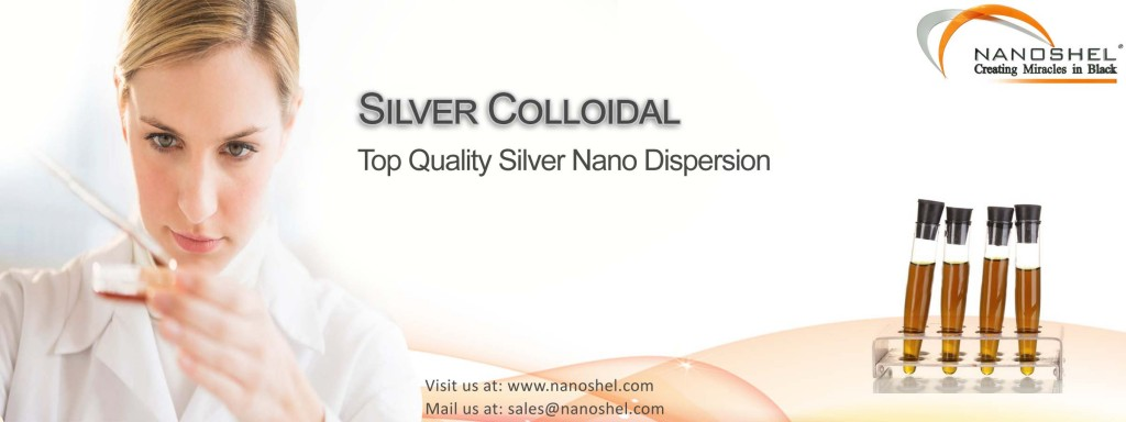 Silver Colloidal Dispersion