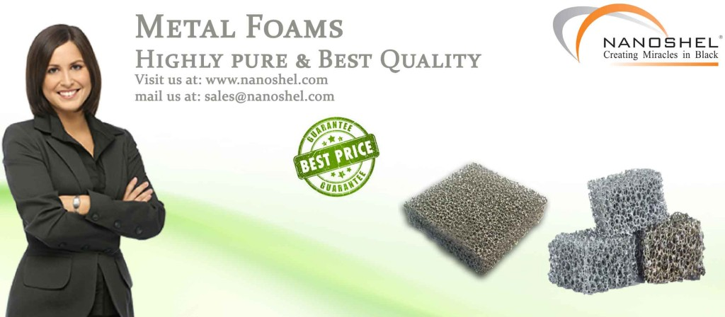 Stainless Steel Foam