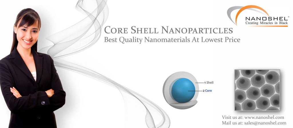 ZnO SiO2 Core Shell Nanoparticles