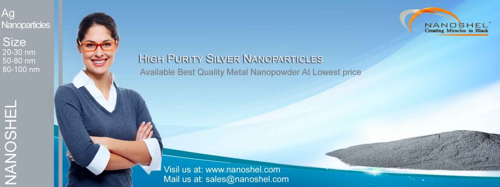 Silver nanoparticles Properties