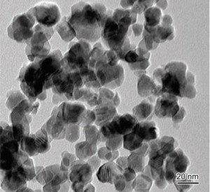 Indium Tin Oxide Nanoparticles