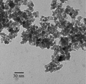 Titanium Oxide Nanoparticle Dispersion