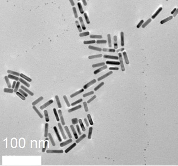 Gold Nanorods Cancer Treatment