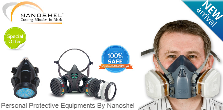 Dust Respirator Dual Channel