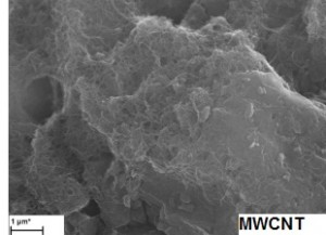 Surface modification of MWCNT