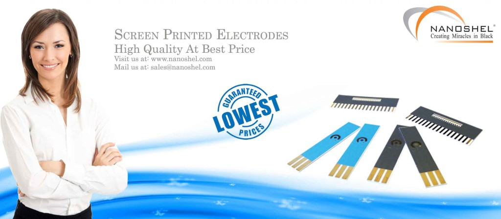 Screen Printed Electrodes