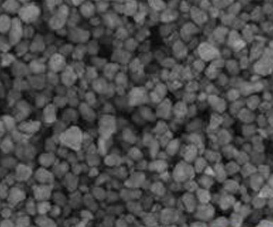 SEM Analysis of Barium Sulfate Nanoparticles