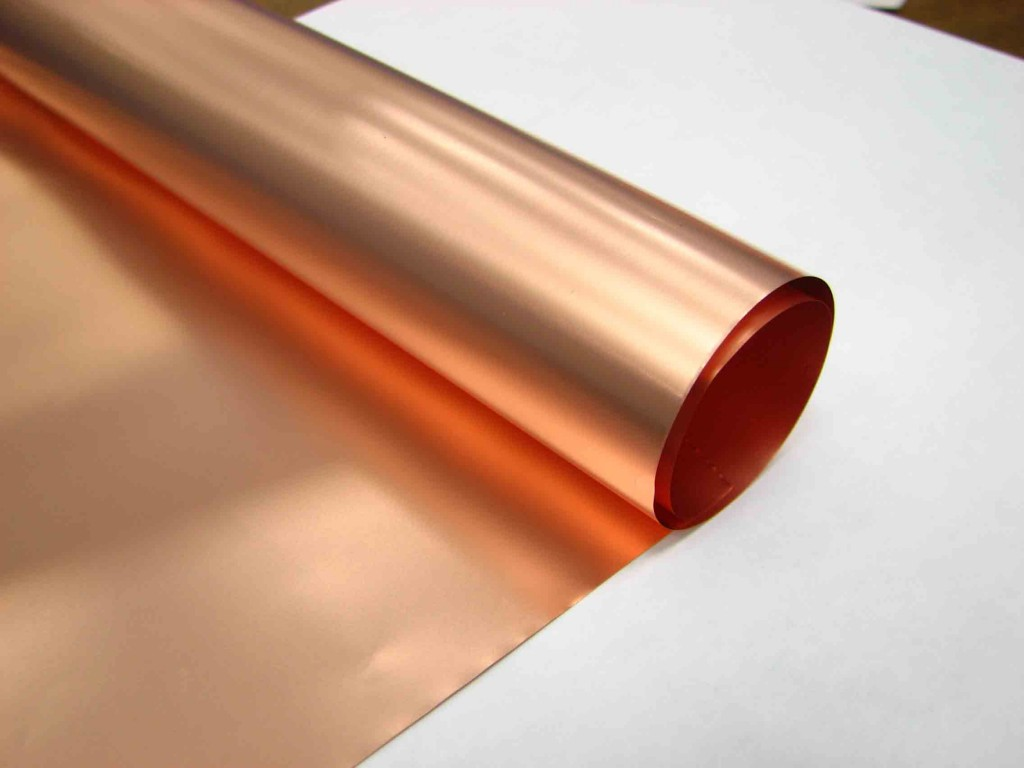 Copper Foils Less Price Fast Delivery Worldwide Shipping