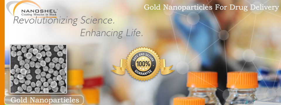 Gold Nanoparticles For Drug Delivery