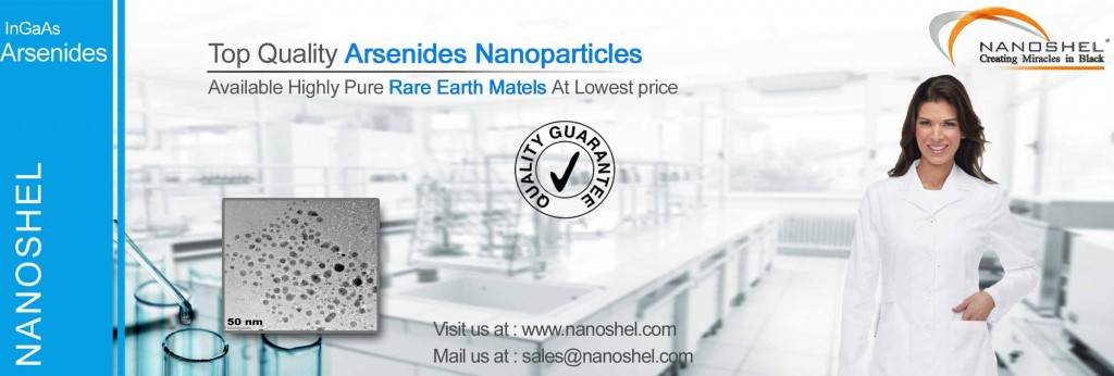 Indium Arsenide Nanopowder Banner