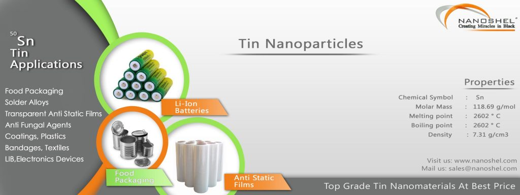 Tin Nanoparticle High Quality Less Price Worldwide Shipping