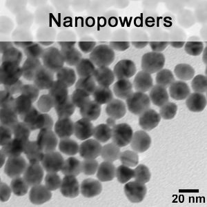 Metal Nanoparticles Services