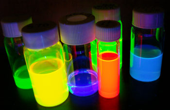 Quantum Dots Security Inks